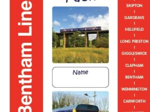Bentham Line Activity Pack - Gallery
