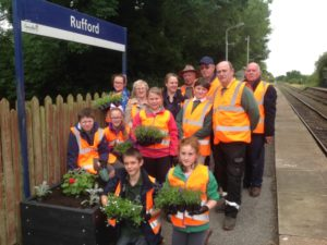 Friends of Stations – Rufford - Gallery